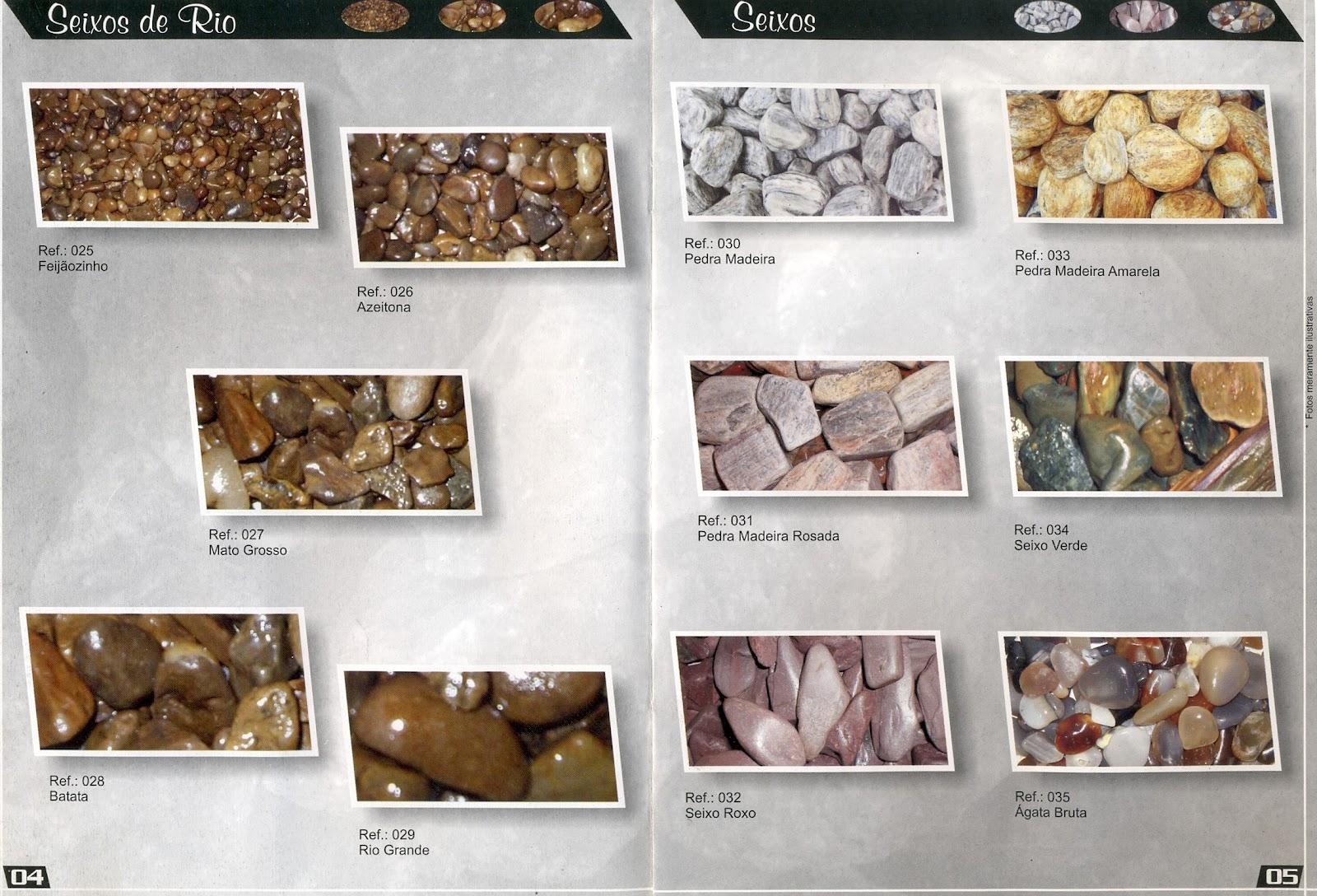 pedras de jardim tipos: de pedras e pedriscos mais utilizados em decoração de jardins