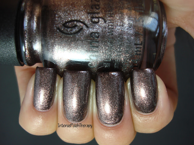 China Glaze - Wood You Wanna