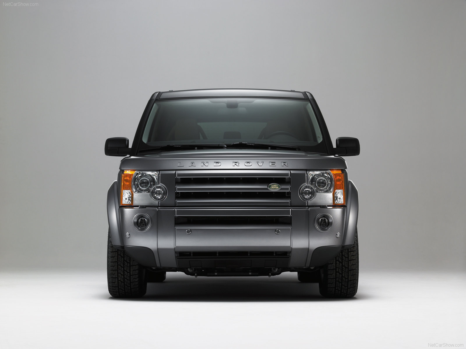 Hình ảnh xe ô tô Land Rover Discovery 3 2009 & nội ngoại thất