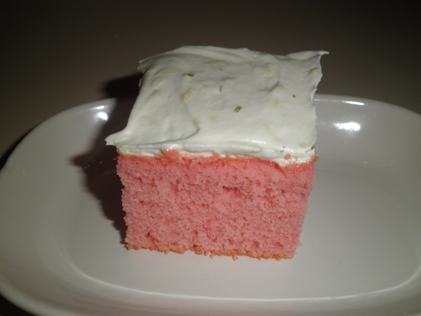 Secrets from the Cookie Princess: Strawberry Margarita Cake
