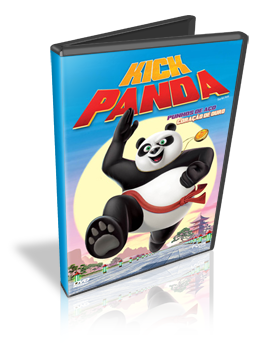 Download Kick Panda Dublado DVDRip 2011 (AVI Dual Áudio + RMVB Dublado)