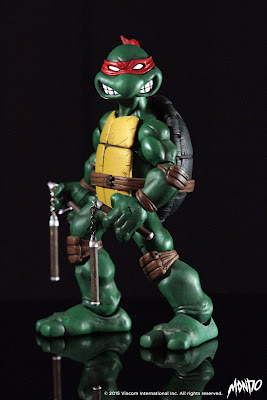 Teenage Mutant Ninja Turtles Michelangelo 1/6 Scale Collectible Figure by Mondo