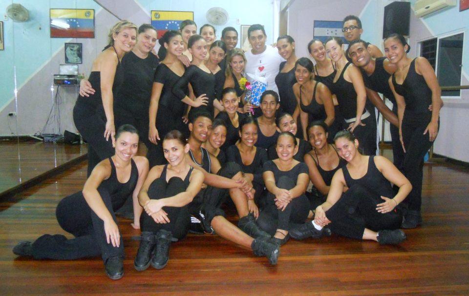 Academia de baile og venezuelan casino style