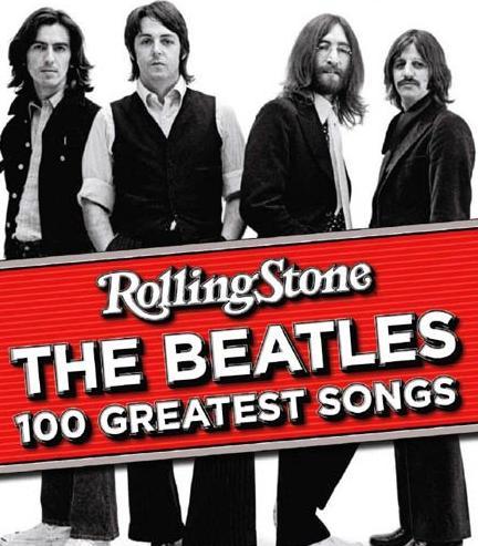 100 najlepszych utworów The Beatles
