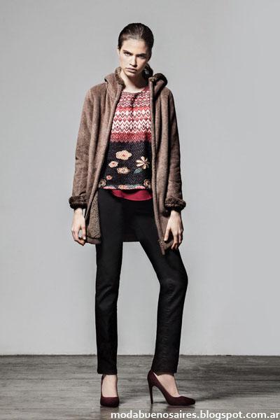 Sacos de mujer otoño invierno 2015 Veramo.