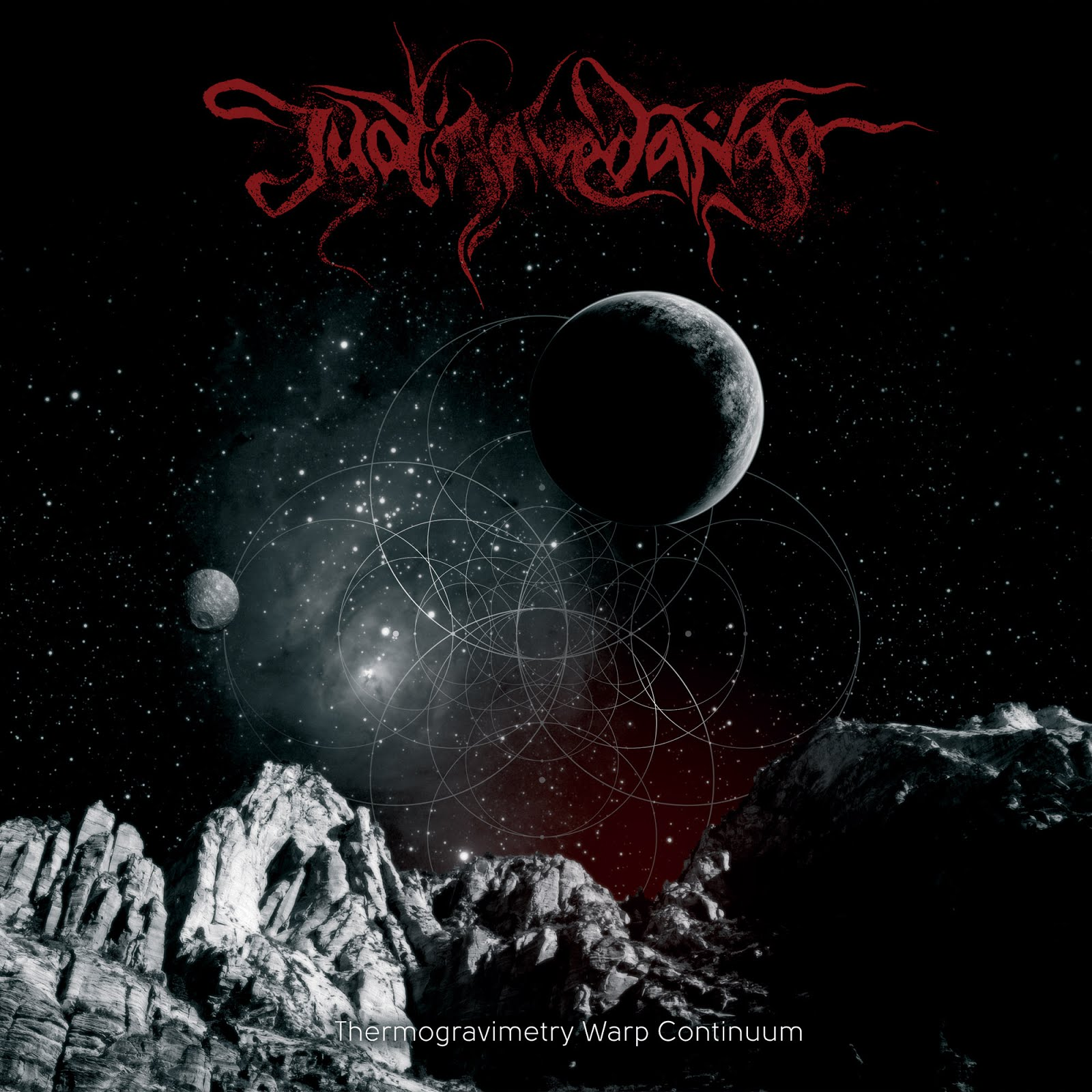 Jyotiṣavedāṅga - Thermogravimetry Warp Continuum - Press release + Track Stream.