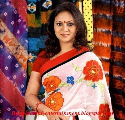 Actress Richi Solaiman