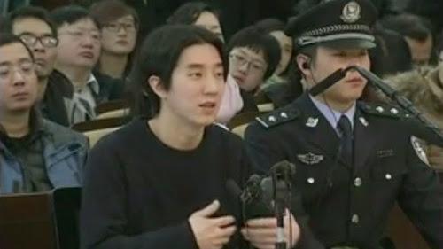 O ator Jaycee Chan filho de Jackie Chan é condenado a seis meses de prisão
