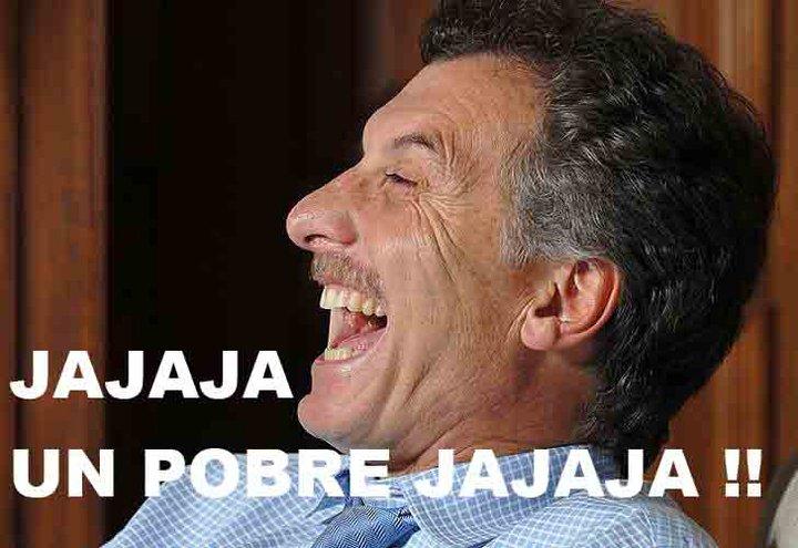 Comenta el Post de Macri con esto Lince!
