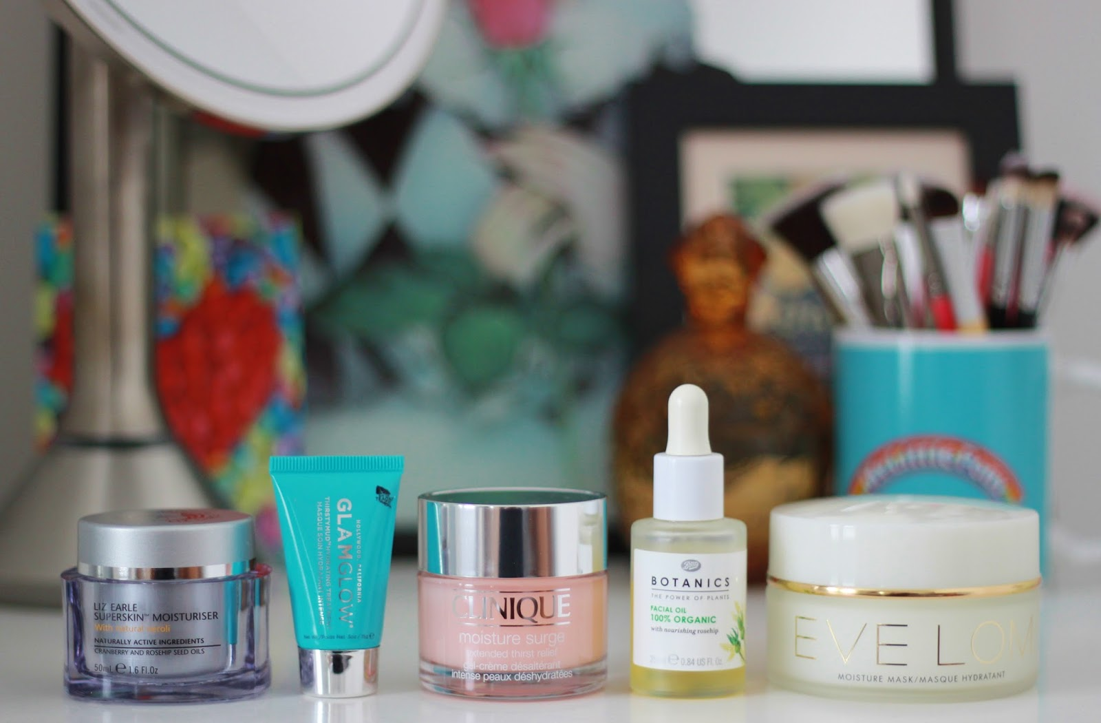 top products for dry and dehydrated skin