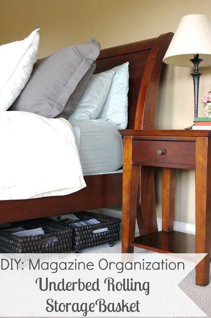 DIY Underbed Storage Solution