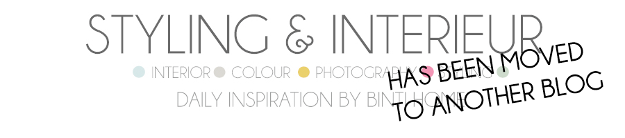Styling en Interieur - Interior, photography &styling by Binti Home