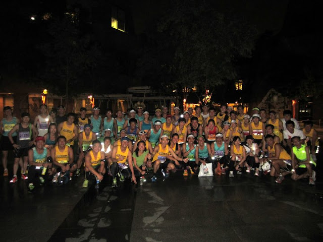 Singapore Bay Run & Army Half Marathon 2012