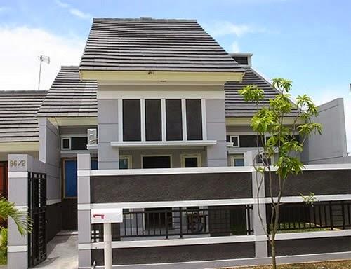 Photo Desain PAGAR DEPAN Rumah Minimalis TERBARU 2014