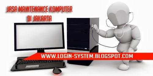 Jasa Maintenance Komputer Di Jakarta