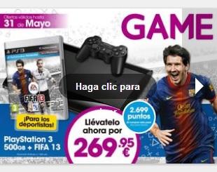 Catalogo Game Mayo 2013