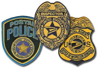 united states postal police