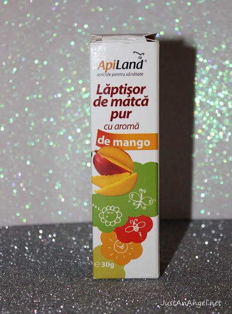 laptisor de matca pur mango Apiland