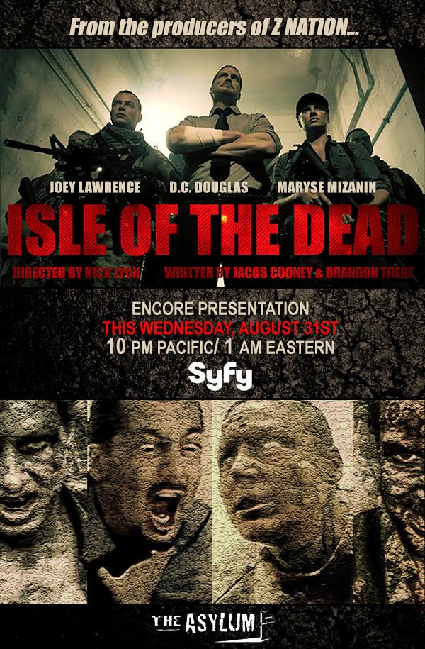 Isle of the Dead Legendado