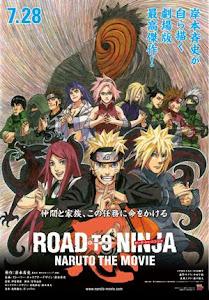 Naruto Shippūden 6: Camino a ninja.