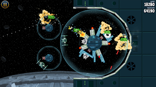 Angry Birds Star Wars v1.1.0 for BlackBerry 10