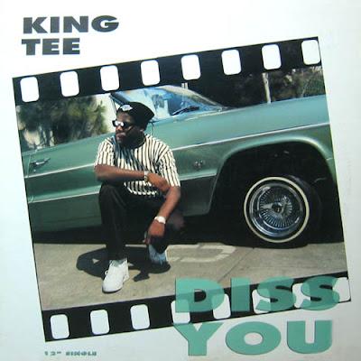 King Tee – Diss You (1990) (VLS) (320 kbps)