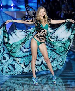 Gigi Hadid – 2015 Victoria's Secret Fashion Show in NYC 5.jpg