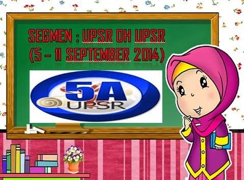 Segmen, UPSR