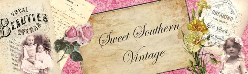 Sweet Southern Vintage