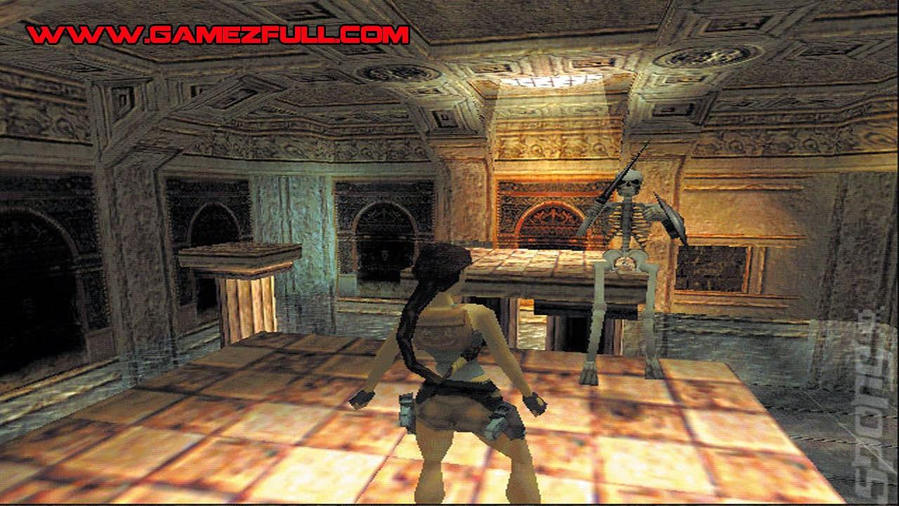 descargar e instalar Tomb Raider 2 lara completo portable 1 link español supercomprimido repack