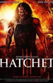 Ver Hatchet III (Hatchet 3) (2013) Online