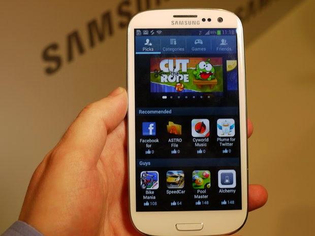 Spek Samsung Galaxy S3, Harga dan Fitur Lengkap