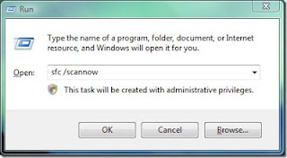 fix windows xp corrupt files