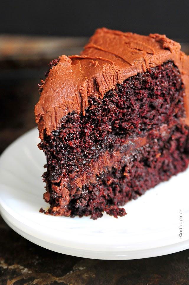 Addapinch Com Chocolate Cake Boiling Water