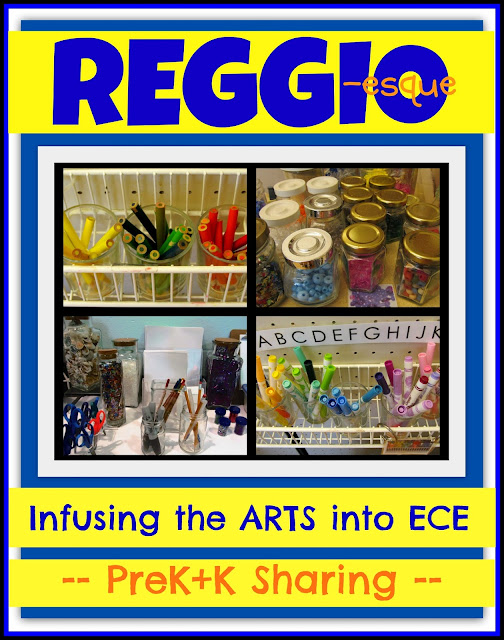 photo of: A Reggio Approach to Early Childhood Education at PreK+K Sharing