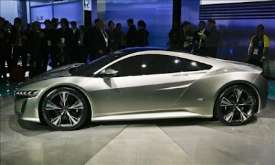 Acura  Cost on 2013 Acura Nsx Review Price Interior Exterior The Latest Cars