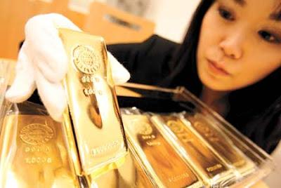 la proxima guerra china aumenta reservas de oro