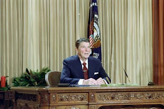 Ronald Reagan Address to the Nation