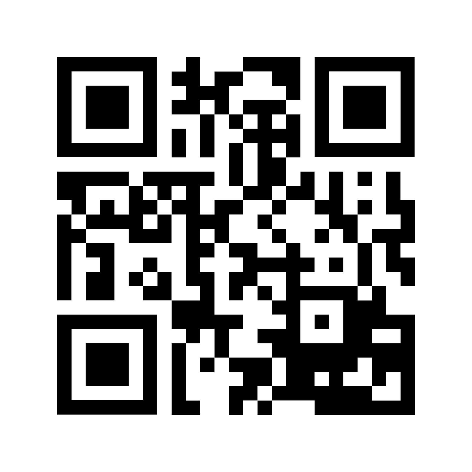 App डाउनलोड करण्यासाठी हा QR Code स्कॅन करा.