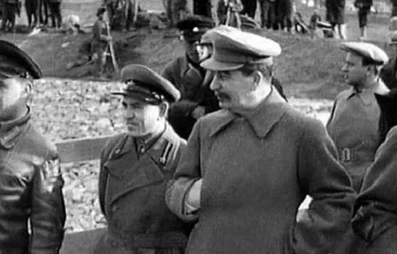 Josif Stalin, fluturimin