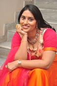 New Heroine Sri Sudha sizzling pics-thumbnail-5