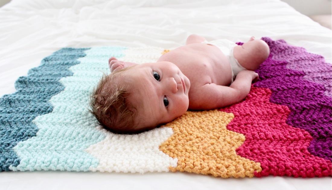 Knit Newborn Hat – MADE EVERYDAY