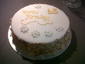 Gluten Free Orange & Almond Cake