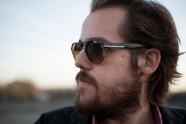 Prada Mens Retro Sunglasses