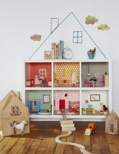 Como hacer miniaturas tutoriales y tecnicas enrhedando - Como hacer casas en miniatura ...