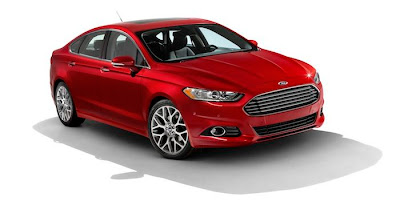 2013 Ford Fusion Review and Price