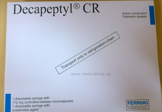 Decapeptyl CR