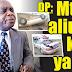 DP - DR Mtikila Aliuawa Kabla ya Ajali