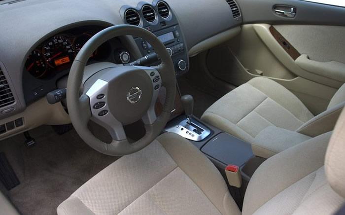 Ezinecar Nissan Altima 2012