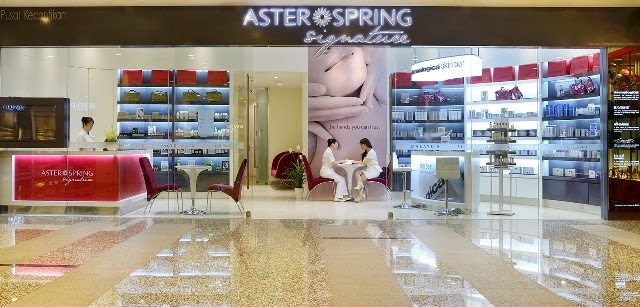 AsterSpring, AsterSpring 30th Anniversary, AsterSpring Facial Treatment, personalized treatment, Spa, V Lift facial therapy
